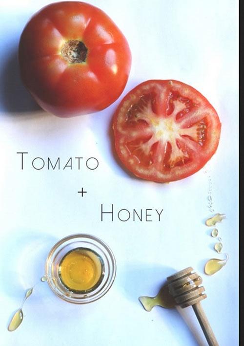 chữa nám da bằng mật ong