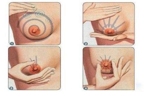 massage nâng ngực