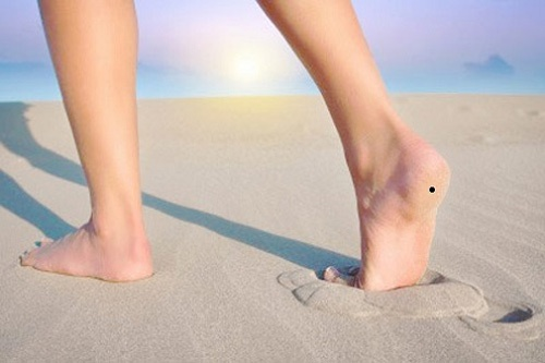 nốt ruồi ở chân- xem bói luận đoán tài lộc, tình duyên chính xác