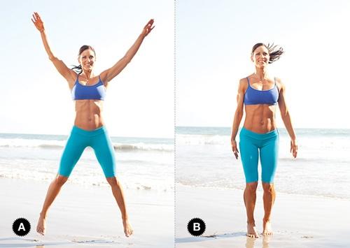 bài tập thể dục giảm mỡ bụng dưới