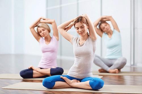 tập yoga trẻ hóa làn da