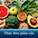 Thực đơn giảm cân và những lầm tưởng gây hại cho sức khỏe!