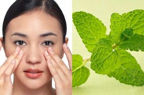 cách chữa bọng mắt dưới