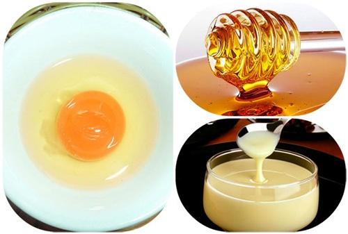 cách làm nở ngực bằng trứng gà