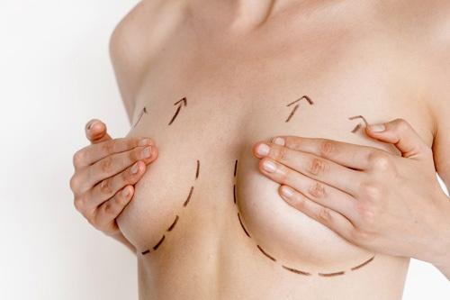 cách xoa bóp ngực