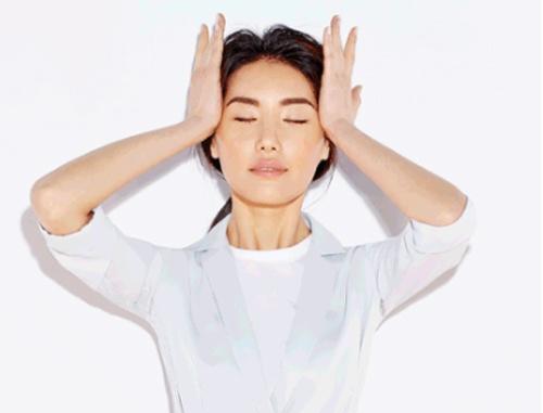yoga trẻ hóa gương mặt