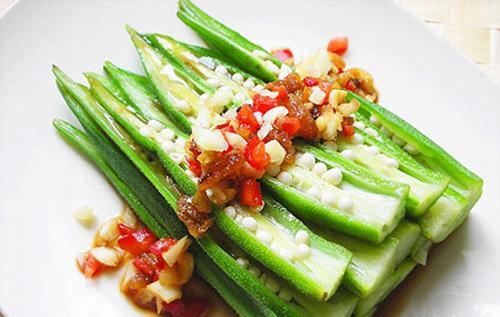 ăn đậu bắp luộc có giảm cân không