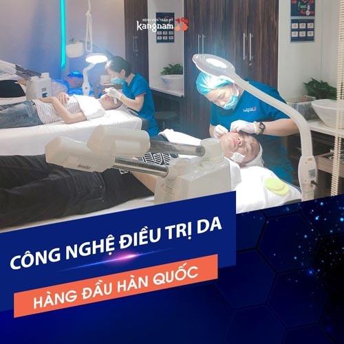 các bước chăm sóc da chuyên sâu tại spa