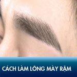 12 Cách làm lông mày rậm, dày và đen tự nhiên chỉ sau 10 ngày