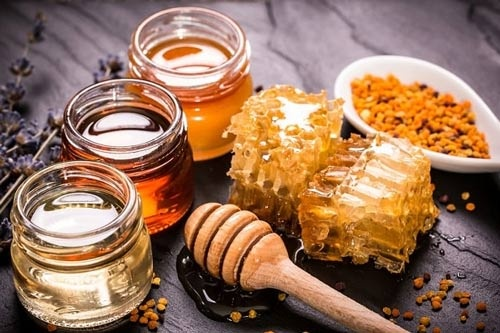 cách làm tẩy lông chân bằng mật ong