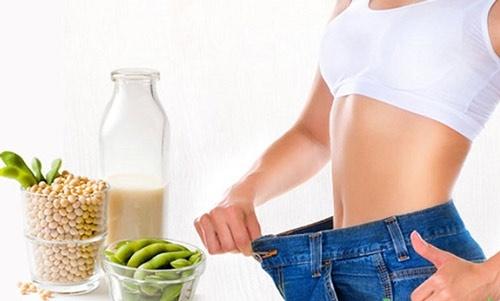 giảm cân nhờ đậu xanh