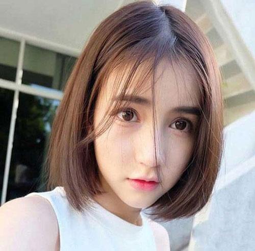 Mặt dài nên để tóc gì? 30+ Kiểu tóc phù hợp nhất cho mặt gầy, dài