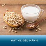 Mặt nạ đậu nành – Tuyệt chiêu dưỡng trắng, chống lão hóa, trị mụn thần kì ngay tại nhà