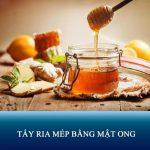 8 cách tẩy ria mép bằng mật ong đánh bay hàng lông mép đen cứng, dày rậm