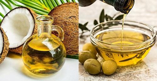 cách làm dầu dừa dưỡng môi