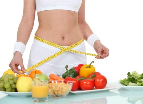 giảm béo sau tết