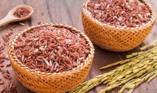 gạo lức giảm cân