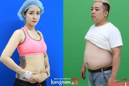 cách giảm cân sau tết