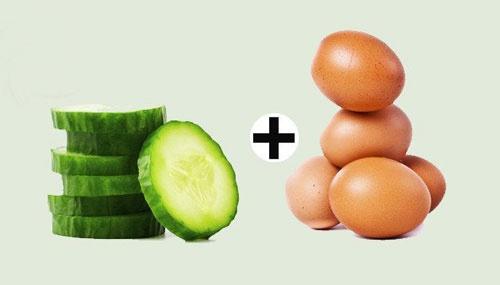 ăn trứng luộc có béo không