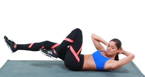 bài tập tabata giảm cân toàn thân
