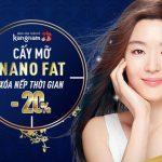 [OFF 25%] CẤY MỠ NANO FAT – Lấy lại tuổi xuân sau 1 giờ