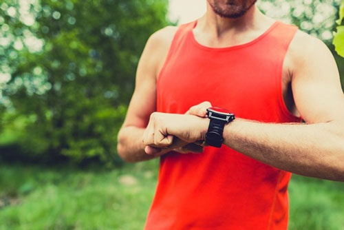 chạy bộ giảm mỡ bụng