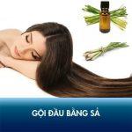 5 cách gội đầu bằng sả ngăn tóc gãy rụng hiệu quả cấp tốc!