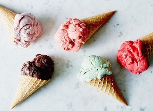 Ăn kem có Béo không? Chế độ giảm cân bằng kem không lo mập