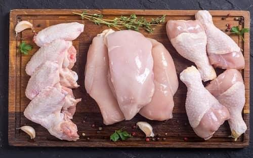 ăn thịt gà luộc có béo không | Món Miền Trung