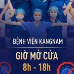 Bệnh viện thẩm mỹ Kangnam chung tay phòng chống Codvid – 19