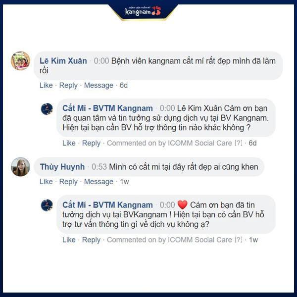 feedback khách hàng kangnam