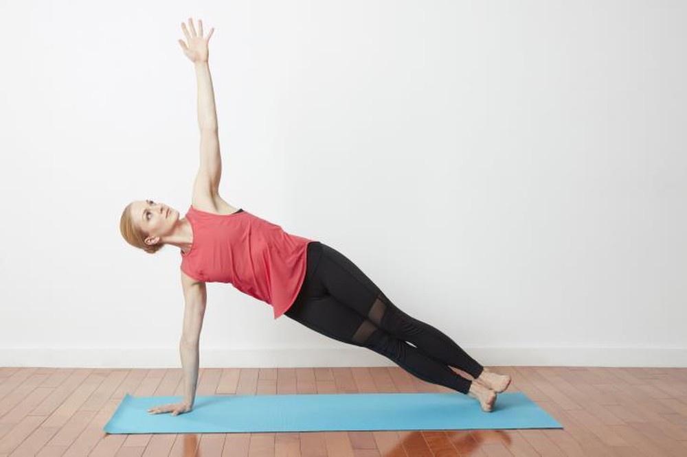 cách tập plank