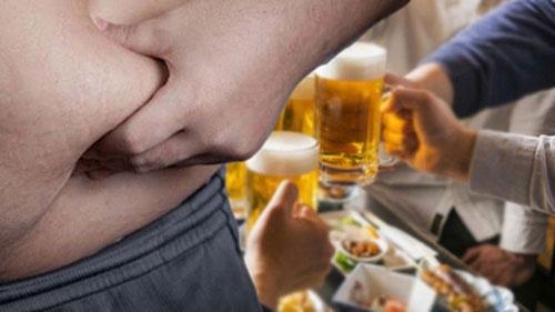 Uống bia có Béo không? Uống như nào giảm cân, tốt sức khỏe