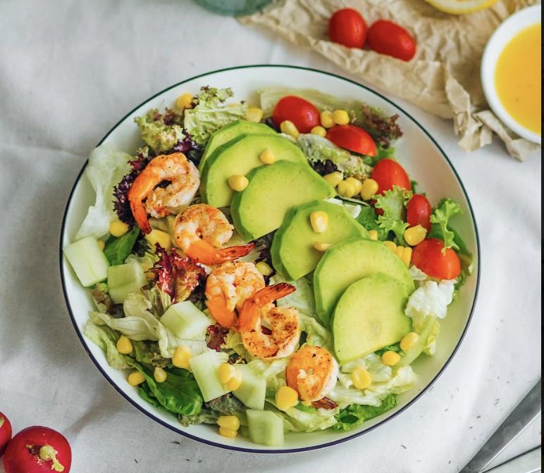 cách làm salad ngon