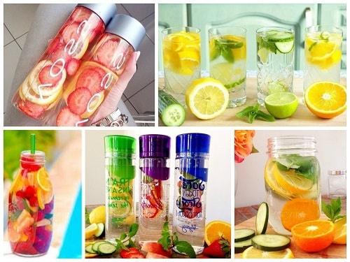 uống nước có giảm cân không