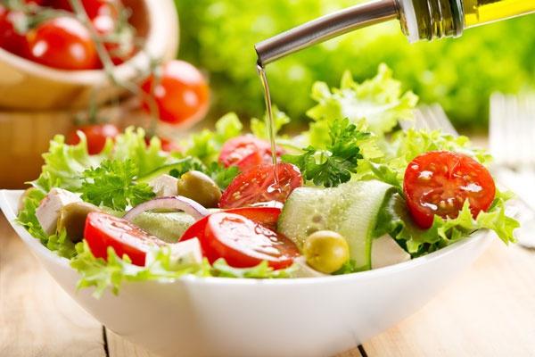 Thực đơn salad giảm cân hiệu quả cho phái đẹp