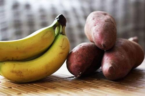 ăn khoai lang buổi sáng có béo không