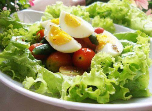 những món ăn sáng giảm cân