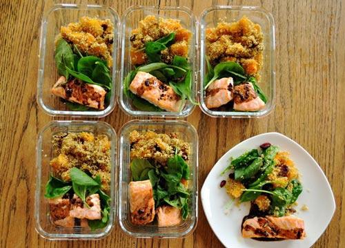 chế độ ăn tăng cơ giảm mỡ