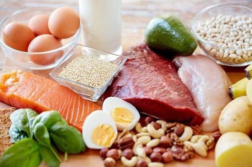 khẩu phần ăn cho người tập gym