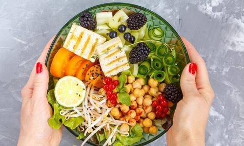 thực đơn eat clean giảm cân đơn giản