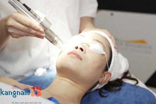 tinh trùng có tốt cho da mặt không