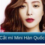 Công nghệ Cắt mí Mini Hàn Quốc – Tôn tạo vẻ đẹp chuẩn mực người Á Đông
