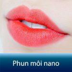 Phun môi Nano: Giải pháp hoàn hảo cho đôi môi quyến rũ